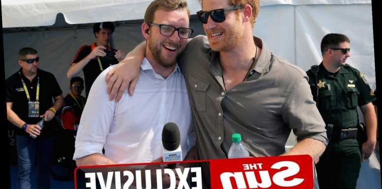 Prince Harry will continue to serve the UK for the rest of his life, says close pal JJ Chalmers