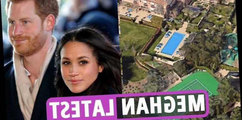 Meghan Markle latest news – Police called to Duchess and Prince Harry's California mansion NINE times in nine months