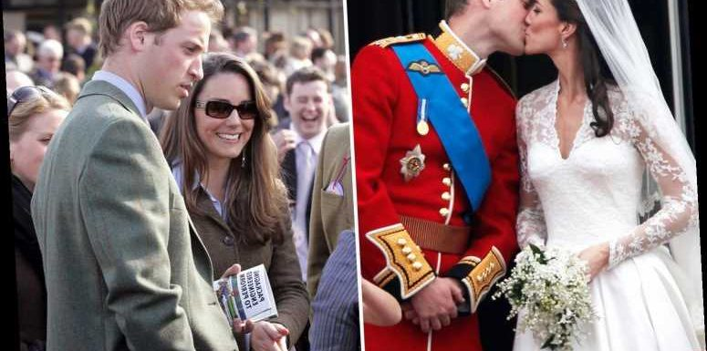 Prince William 'auditioned' Kate Middleton to be his wife and working member of Royal Family, expert claims