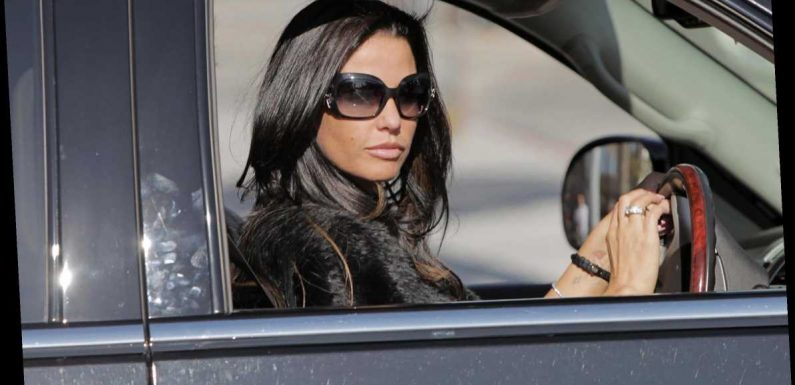 Katie Price gets her licence back next week after being accused of driving before two year ban ended