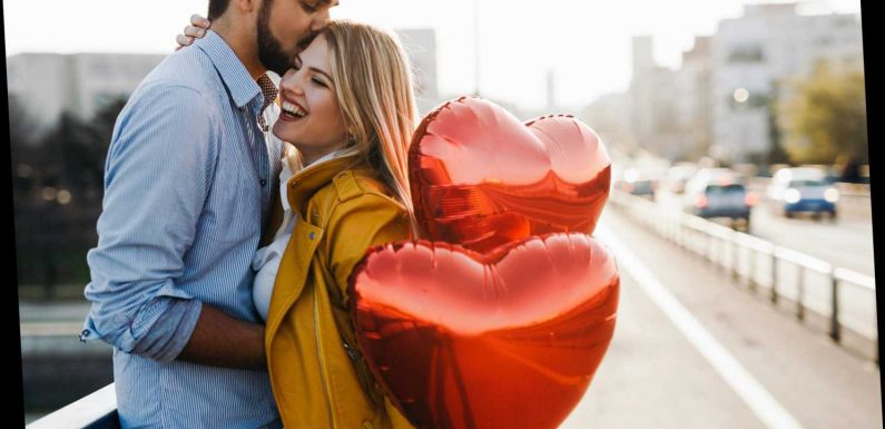 Third of couples say 'I love you' within two months of meeting, research reveals – and the pandemic is to blame