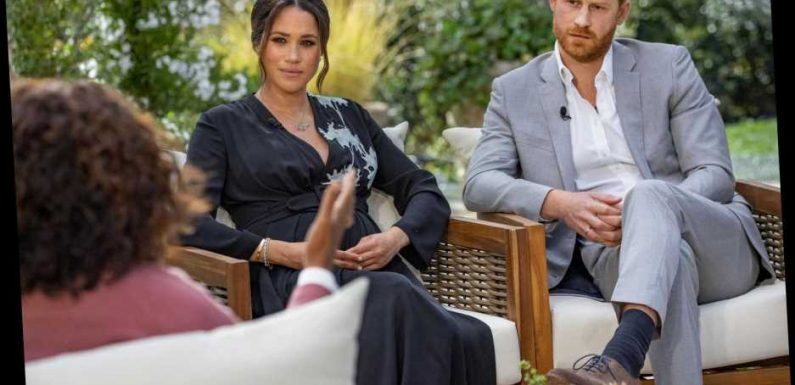 Harry 'swings a punch' at royals choosing Invictus for Netflix show after being stripped of military titles, says expert