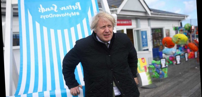 Boris Johnson insists it's 'responsible' to look at vaccine passports for football stadiums, holidays and pubs