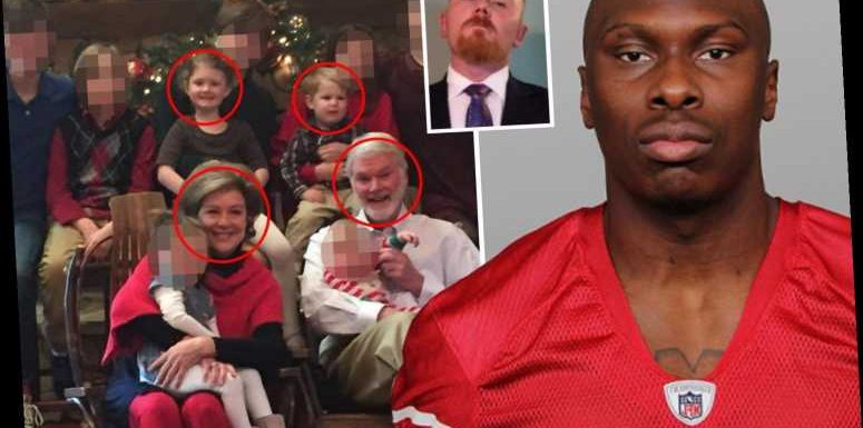 Phillip Adams shooting 911 calls reveal moment NFL pro 'killed doc & family after breaking into home & firing 20 shots'