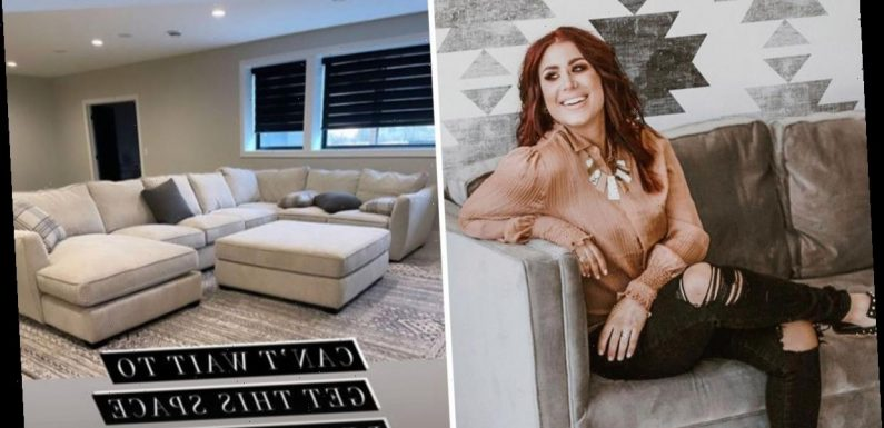 Teen Mom Chelsea Houska shows off new furniture after fans call her farmhouse 'ugly'