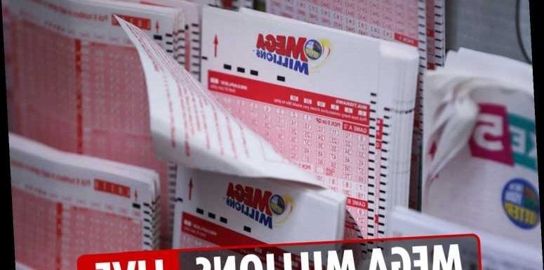 Mega Millions results LIVE: Winning numbers for Tuesday April 6 – $184million jackpot