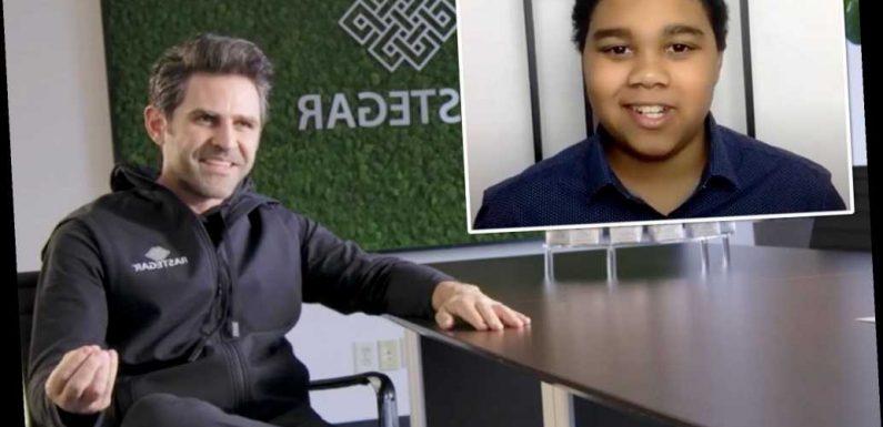 Real estate tycoon Ari Rastegar to co-author book with 11-year-old boy
