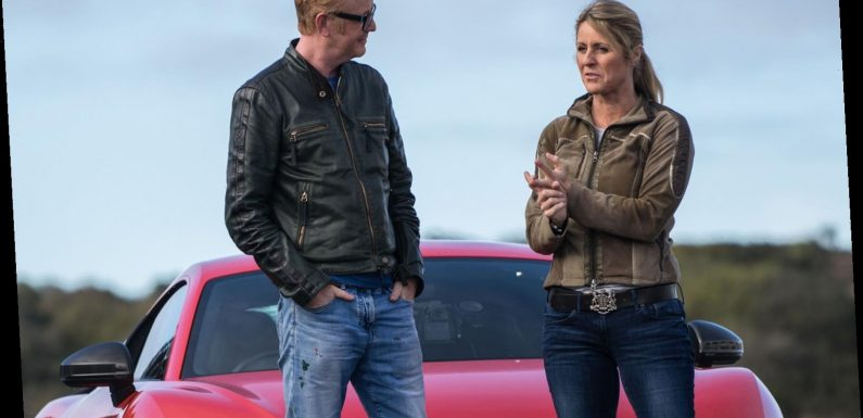 Top Gear to honour former star Sabine Schmitz in special episode after racing legend's death aged 51