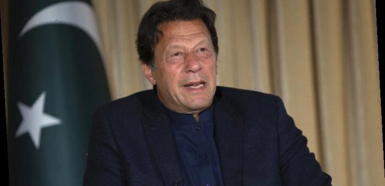 Pakistan PM Imran Khan accused of blaming women's dress for rape