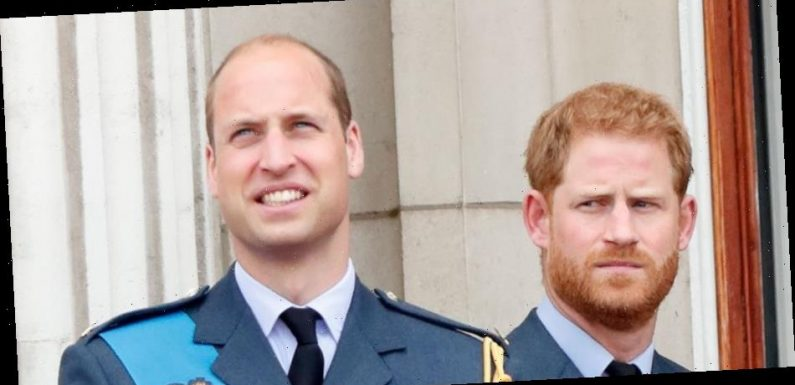 """Prince William Thinks Prince Harry """"Twisted the Truth"""" and Is Taking a """"Cheap Shot"""""""