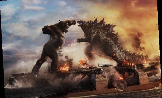 'Godzilla vs Kong' Passes 'Tenet' to Become U.S. Box Office's Top Pandemic Film