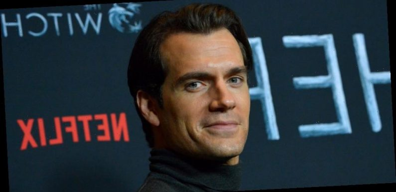 Henry Cavill Holds Hands With Mystery Girlfriend In London