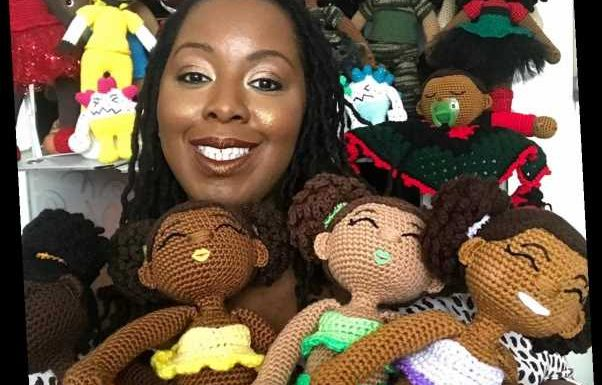 Doll Maker Launches Inclusive Thread Line to Send 'Super Important' Message to Kids of Color