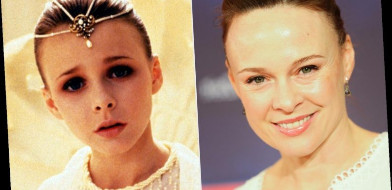 The NeverEnding Story Star Tami Stronach Who Played Childlike Empress Is Returning to the Screen at 48