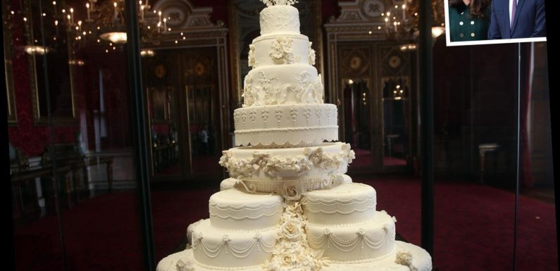 Kate Middleton and Prince William's Wedding Cake Baker Reveals Awkward Moment with the Queen