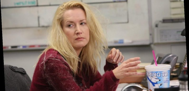 Angela Kinsey on How 'The Office' Ruined Her Face