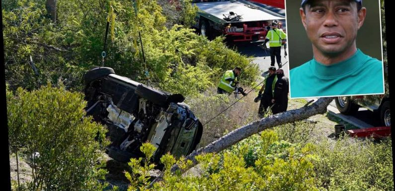 Tiger Woods' crash was caused by excessive speed, LA sheriffs set to announce