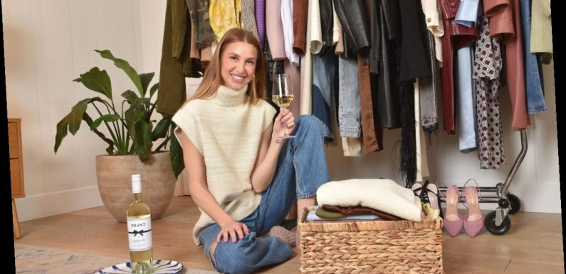 So Chic! How to Recreate Whitney Port's Turtleneck Sweater Vest Look