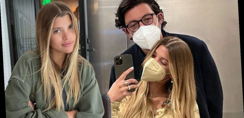 Sofia Richie Confirms Relationship With Elliot Grainge