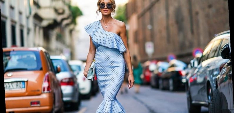 The Chicest Guest Dresses to Rent For Every Type of Wedding