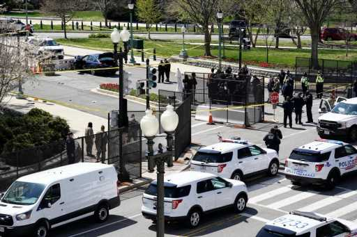 Man rams car into 2 Capitol police; 1 officer, driver killed – The Denver Post
