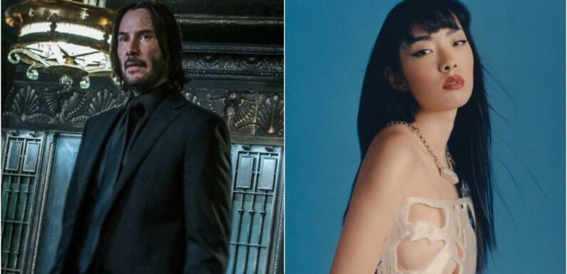 'John Wick 4' Adds Pop Star Rina Sawayama Opposite Keanu Reeves