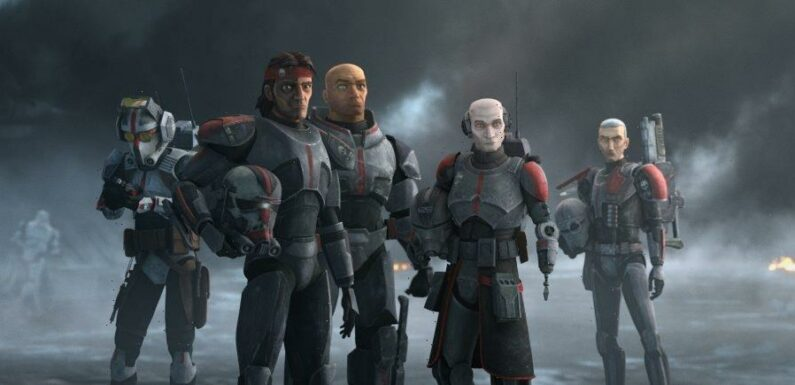 'Star Wars: The Bad Batch' Voice Actor Dee Bradley Baker Hints Crosshair May Go Rogue