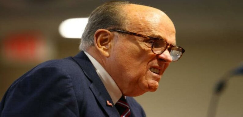 2 Competing Rudy Giuliani Documentaries in the Works