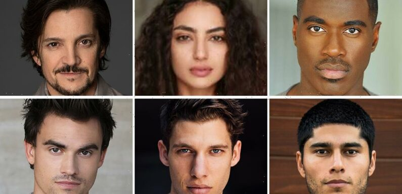 'From Scratch': Terrell Carter, Medalion Rahimi & Jonathan Del Arco Among Six To Recur In Netflix Series