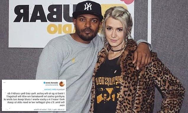 Actress says police did not investigate her claims against Noel Clarke