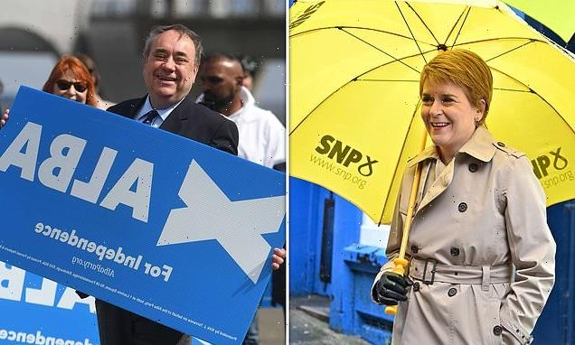 Alex Salmond's says independent Scotland would no pay its debts