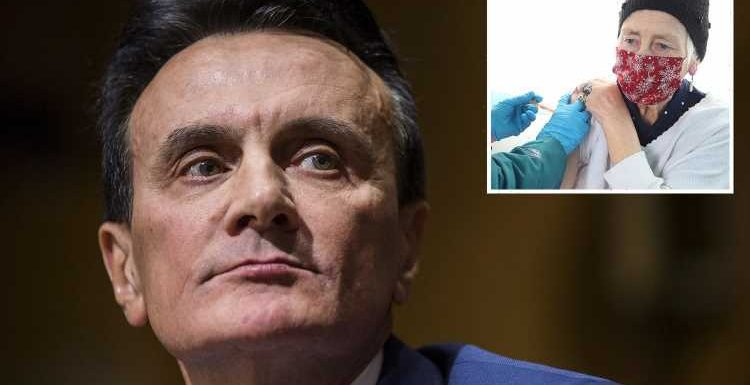 AstraZeneca boss hits back at EU and denies over-promising vaccine as Brussels takes pharmaceutical giant to court