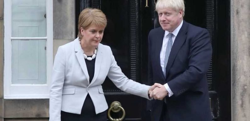 Billions for Scots as Boris Johnson 'plans spending spree in desperate attempt to save the Union'