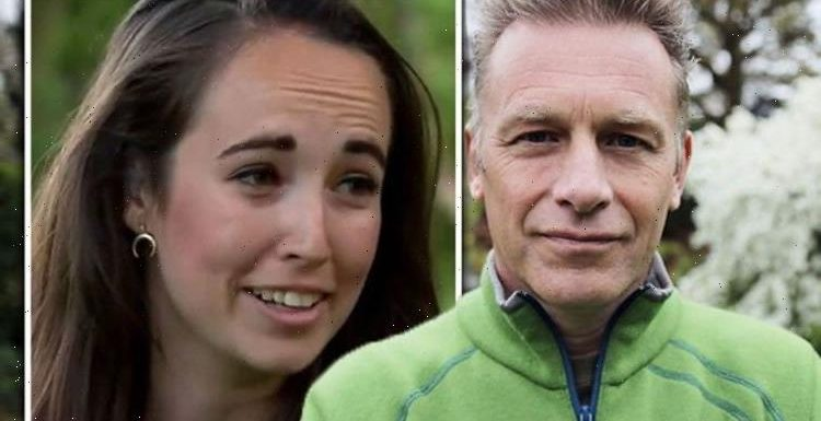 Chris Packham hints stepdaughter Megan McCubbin will join Strictly line-up 'Much better'