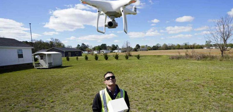 Drone operators challenge surveyors' turf in mapping dispute
