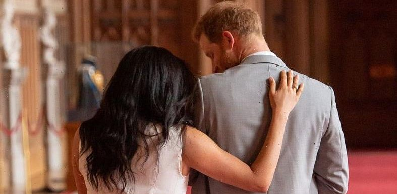 Every Adorable Photo Of Prince Harry And Meghan Markle