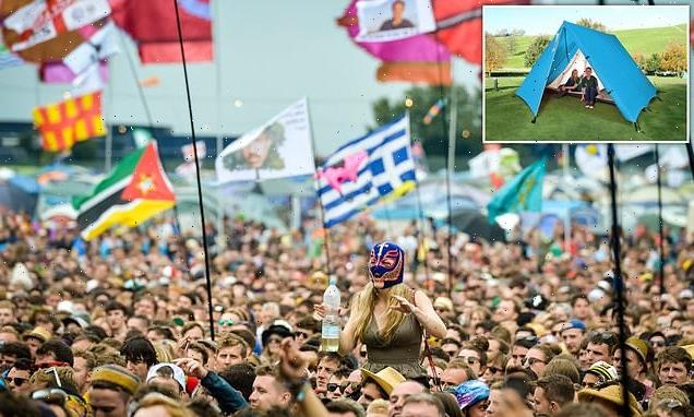 Glastonbury is back! Festival site in Somerset opening up for campers