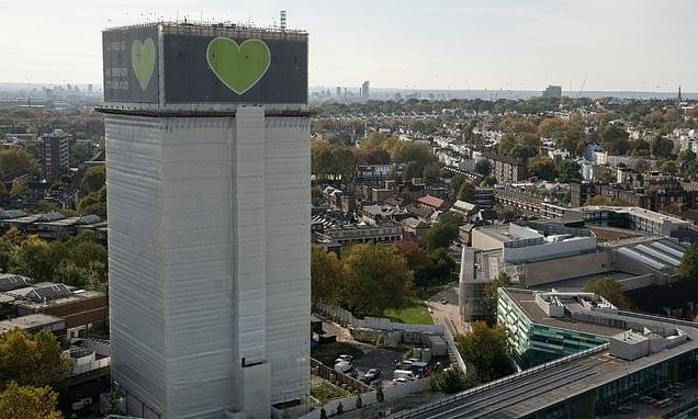 Grenfell Tower inquiry has cost taxpayers £117million so far