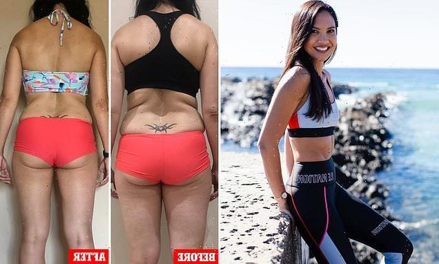 How to get rid of back fat: PT shares her simple regime