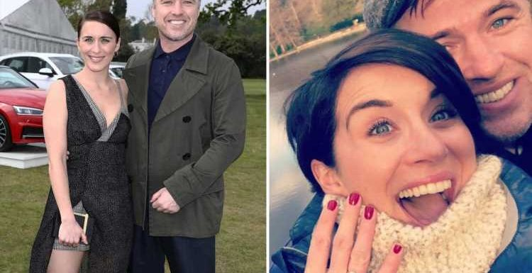 Inside Line of Duty star Vicky McClure's romance with Jonny Owen who she moved in with after a WEEK