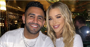 Inside Taylor Ward's incredible £2million apartment which she shares with footballer beau Riyad Mahrez