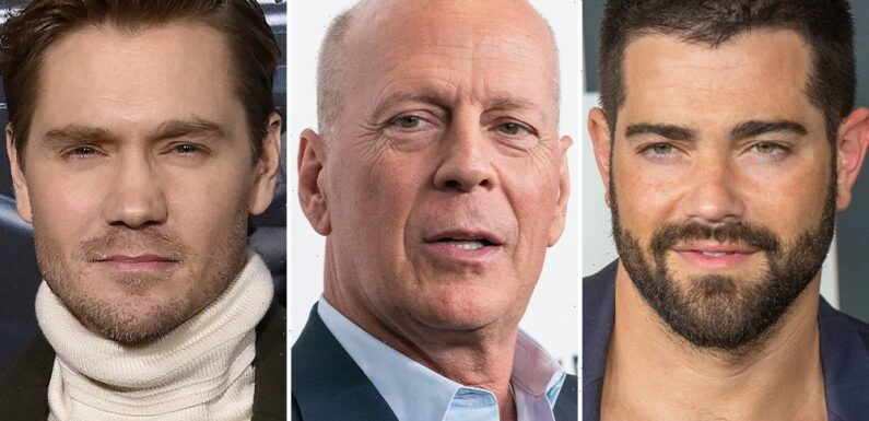 Jesse Metcalfe, Bruce Willis, Chad Michael Murray Star In Emmett/Furla's 'The Fortress;' Two Films Of Trilogy Shoot Back To Back