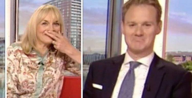 Louise Minchin's BBC Breakfast co-host Dan Walker gives update after she breaks down
