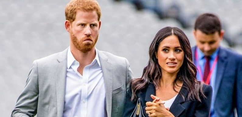 Meghan and Harry fans fuming at claims they 'leaked' message to Wills and Kate