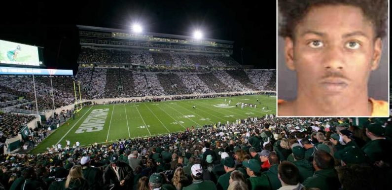 Michigan State football cuts ties with recruit accused of extorting girl