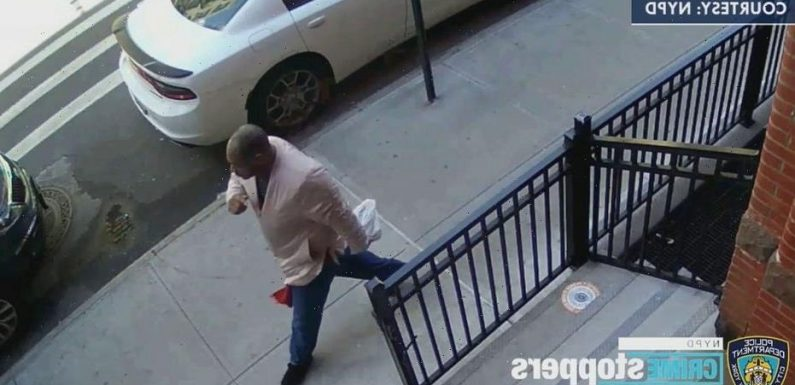 NYPD searching for man who ran over school bus driver, leaving her in critical condition