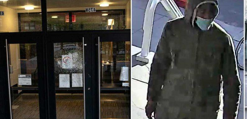 Police arrest suspect in Riverdale synagogue vandalism spree