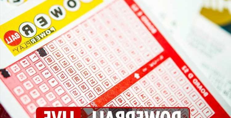 Powerball results LIVE: Winning numbers for Saturday, May 1 – $129million jackpot
