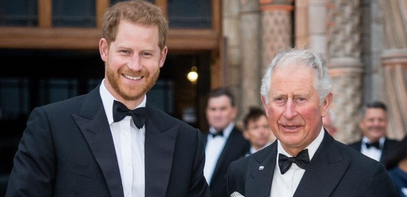 Prince Charles is 'still fuming' with Prince Harry after pair 'barely communicated' during Harry's UK visit