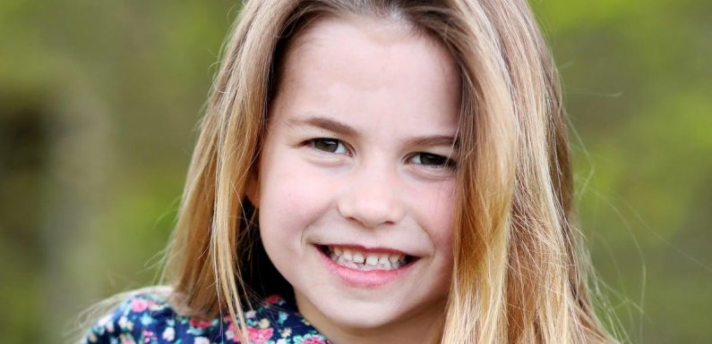 Princess Charlotte Is Turning 6! See Her Celebratory Royal Birthday Portrait